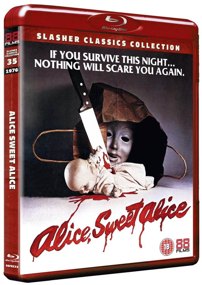 Alice, Sweet Alice UK Blu-Ray 1