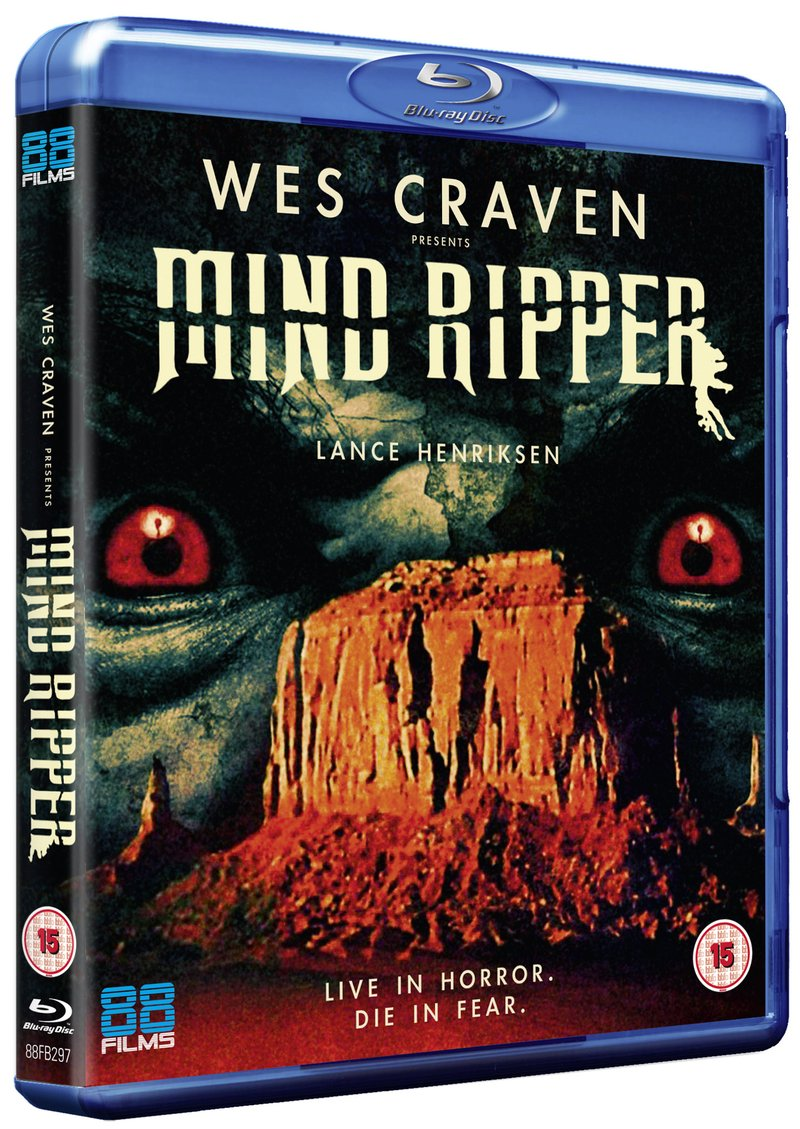 Mind Ripper UK Blu-Ray