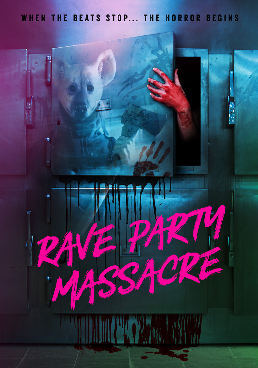 Rave Party Massacre Poster