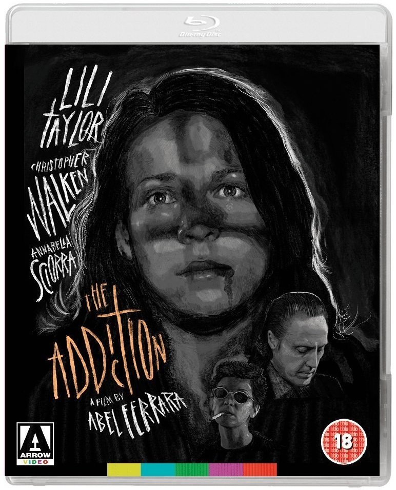 The Addiction UK Blu-Ray