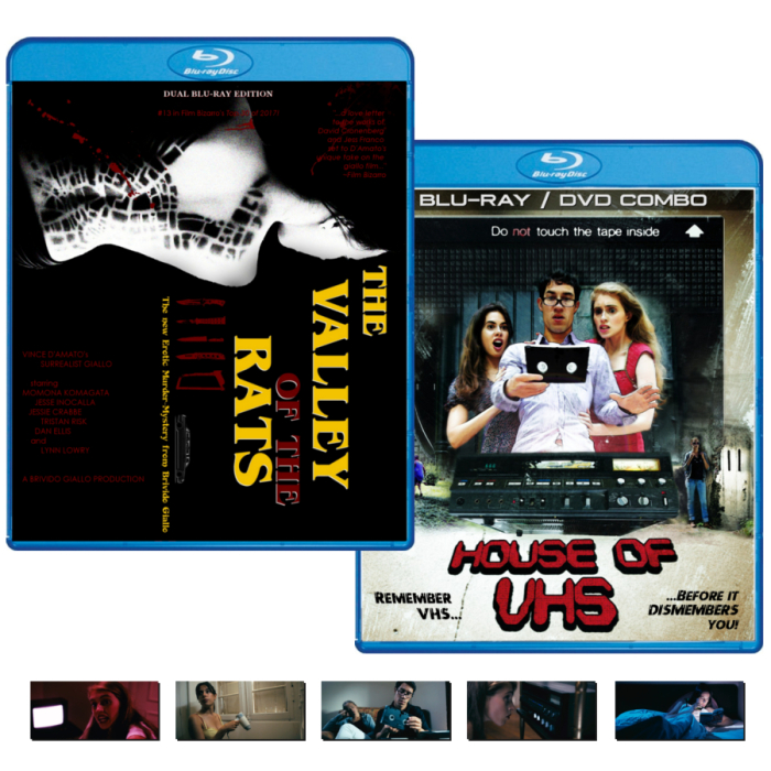 Valley of the Rats Blu-Ray