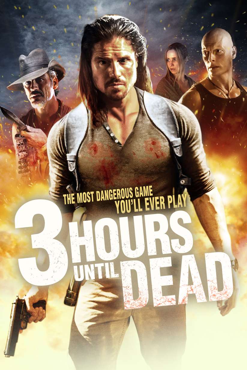 3 Hours Until Dead Poster