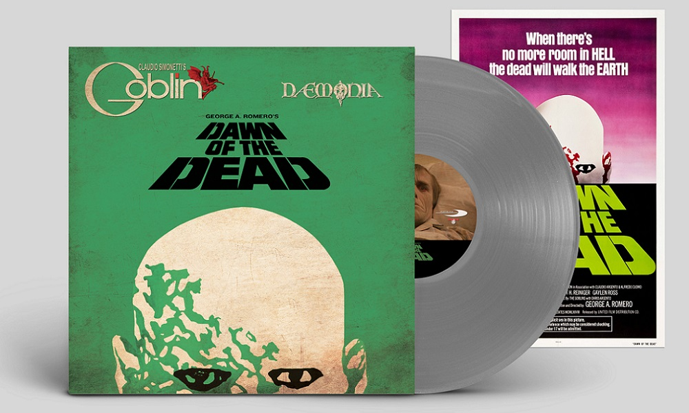 RustBlade Previews 'Dawn Of the Dead' Limited Grey Vinyl Soundtrack and Poster