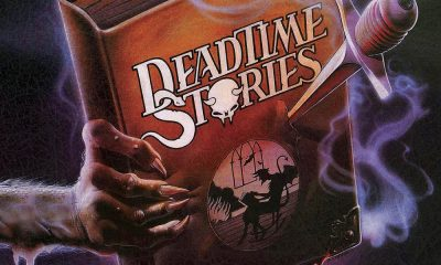 Jeffrey Delman's Anthology Horror 'Deadtime Stories' Coming to (UK) Blu-Ray