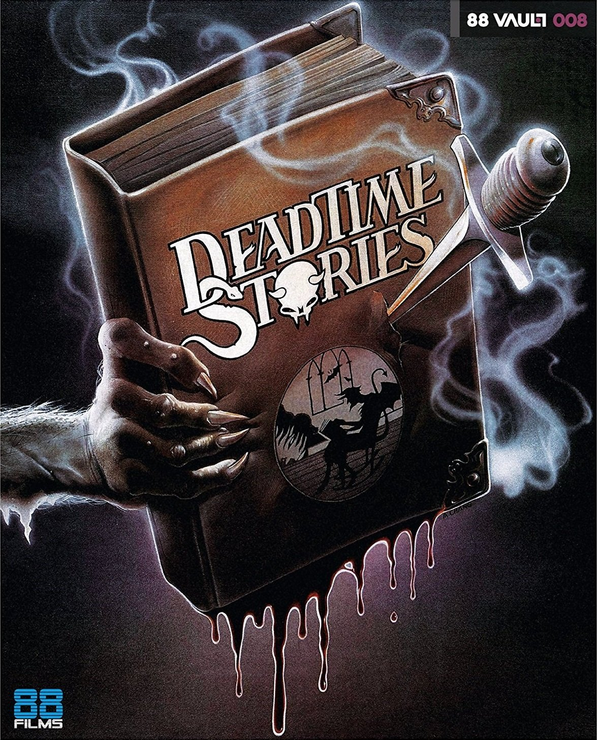 Deadtime Stories UK Blu-Ray