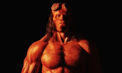 First Promo Art for Neil Marshall's Hellboy Reboot
