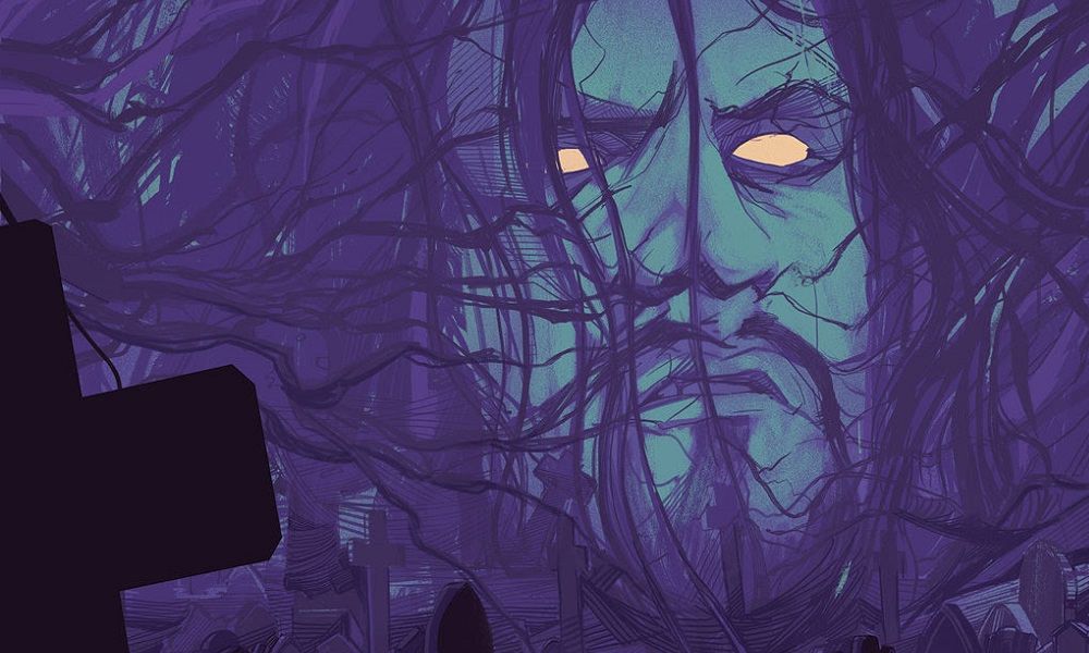 BOOM! Studios and WWE Releasing All-New 'Undertaker' Graphic Novel