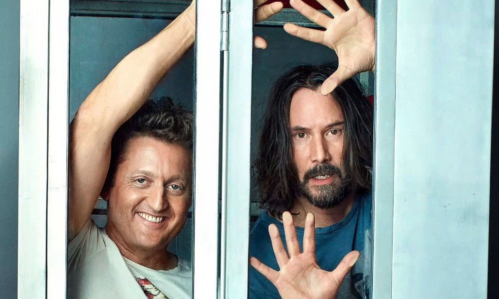 An Excellent Announcement: 'Bill & Ted Face the Music' Officially in the Works!