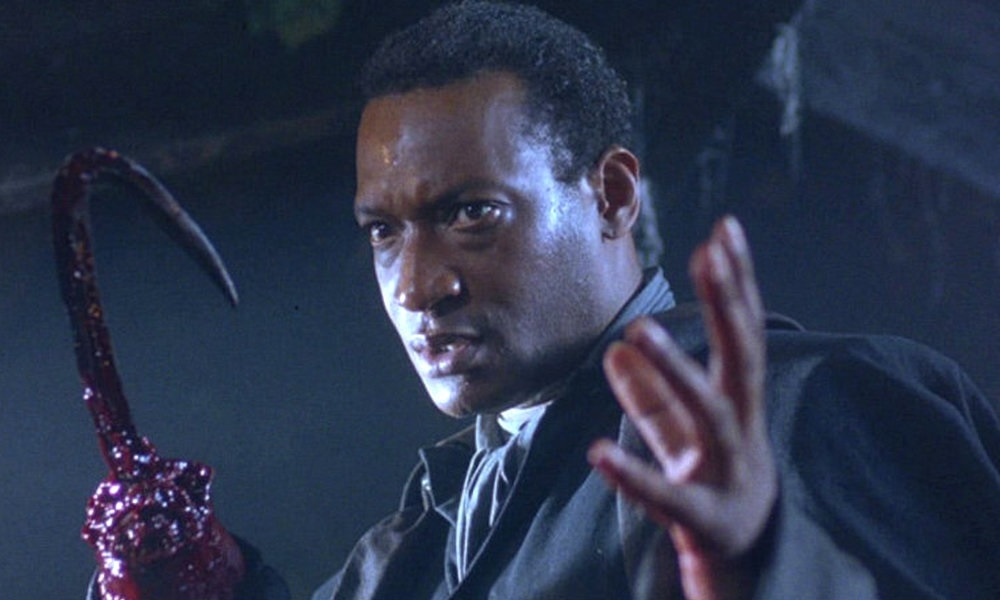 Tony Todd Talks 4K Restoration Release of 'Candyman' With Directors Commentary