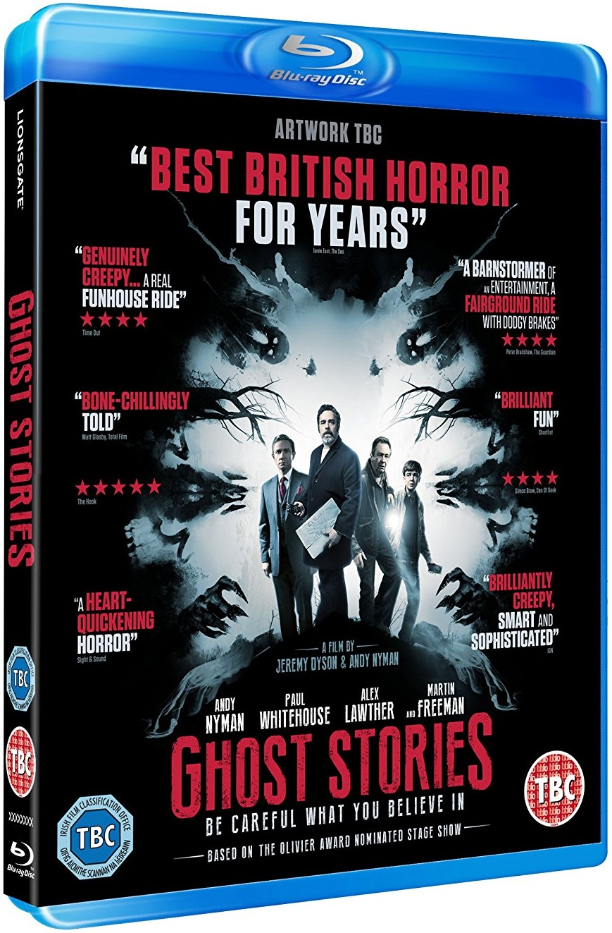 Ghost Stories UK Blu-Ray