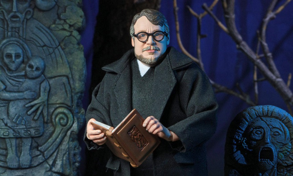 NECA celebrates Visionary Director Guillermo del Toro With 8-Inch Figure