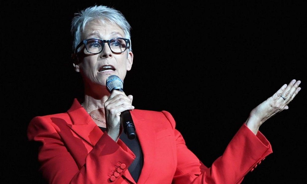 First Footage of Jamie Lee Curtis Talking About 'Halloween' at CinemaCon