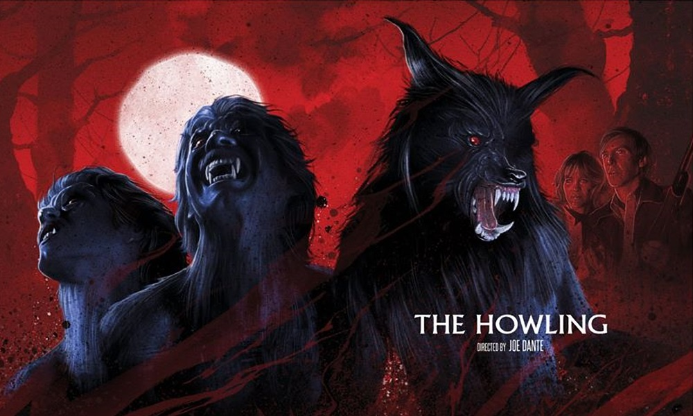 First Look at Scream Factory's Limited Edition 'The Howling' Steelbook Blu-Ray