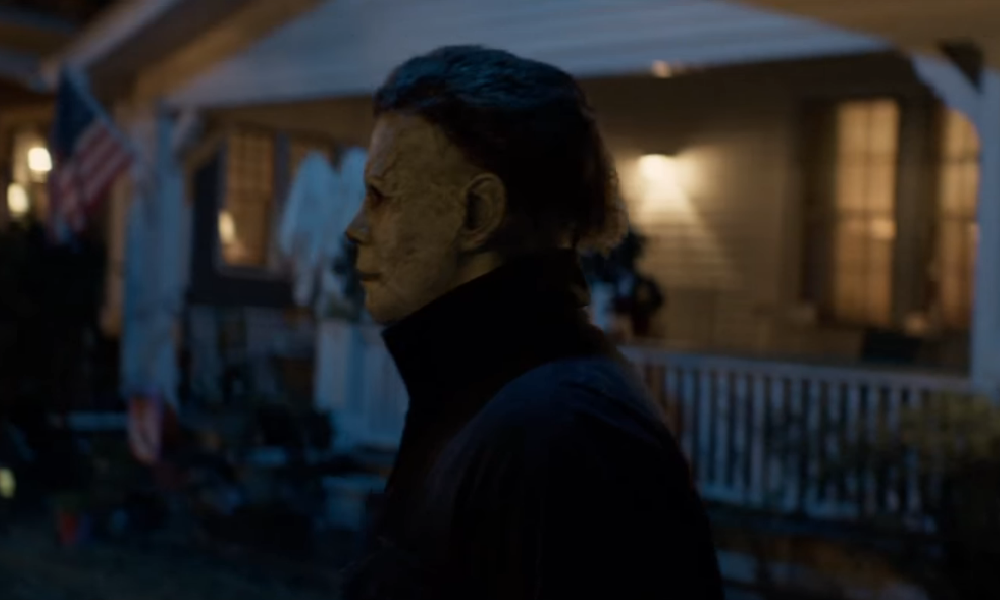 'Halloween' Trailer Returns Michael Myers to His Terrifying Roots