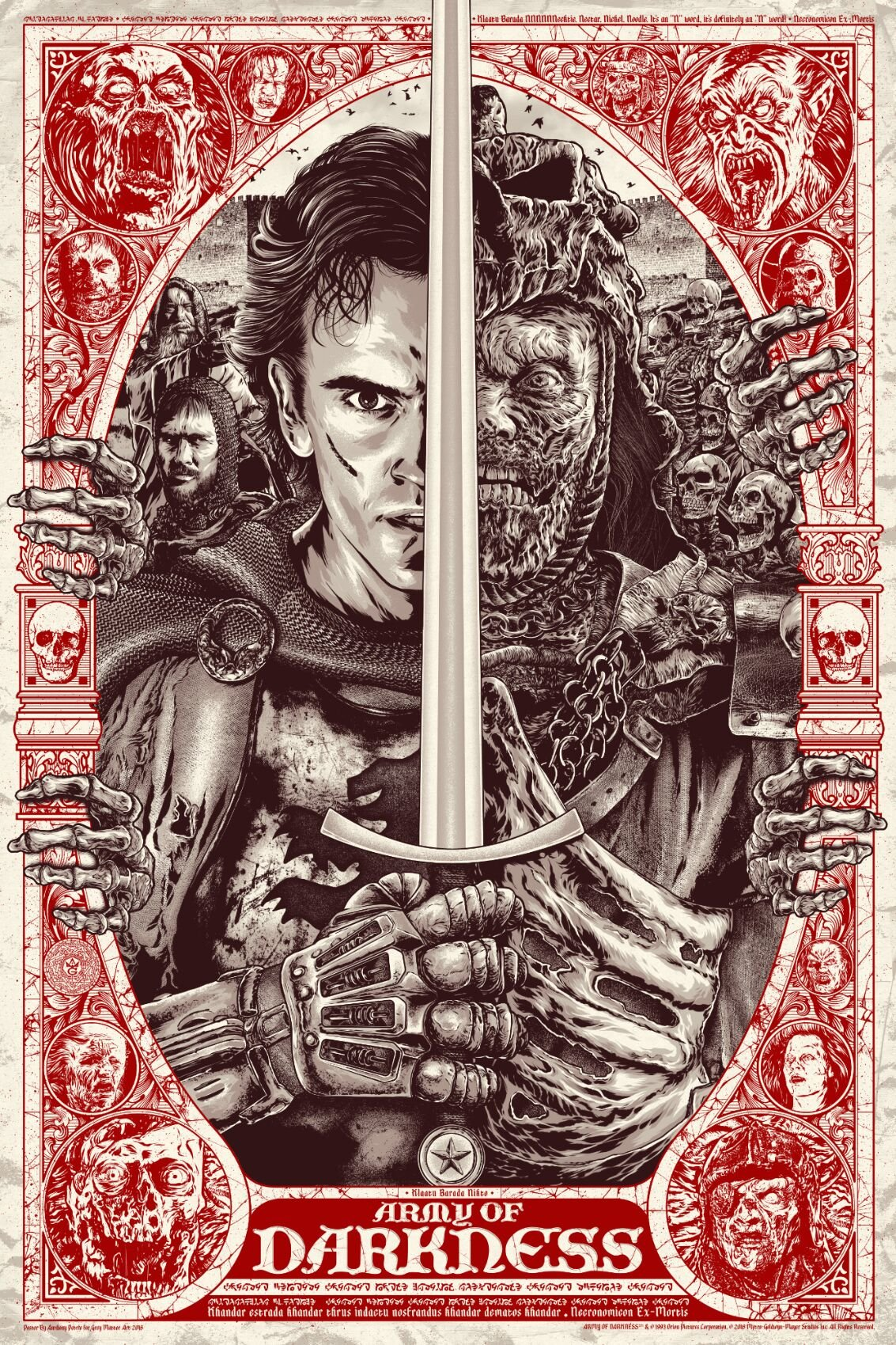 Army of Darkness Print 1