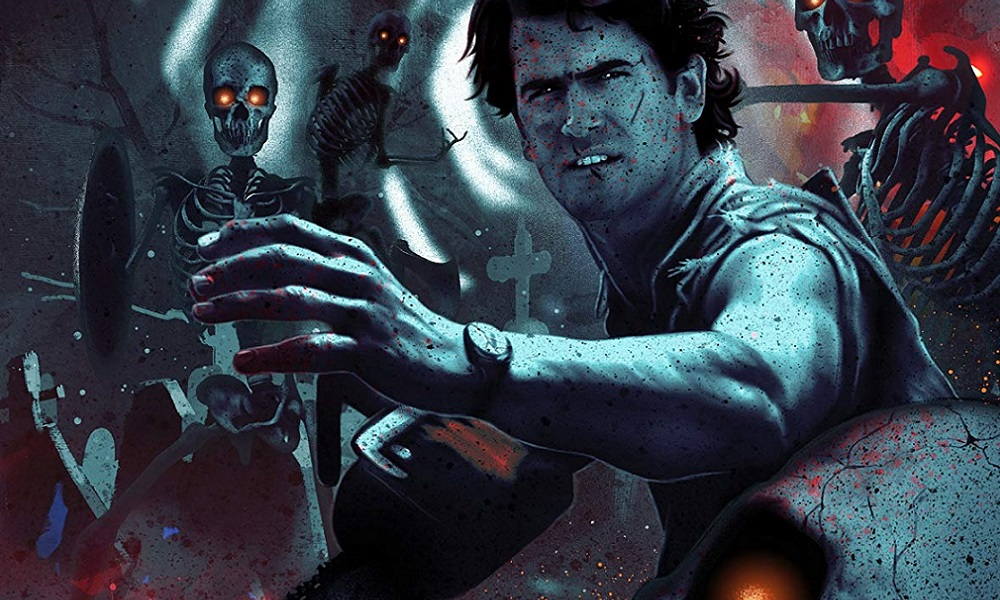 Scream Factory to Release 'Army Of Darkness' Limited Edition Steelbook Blu-Ray