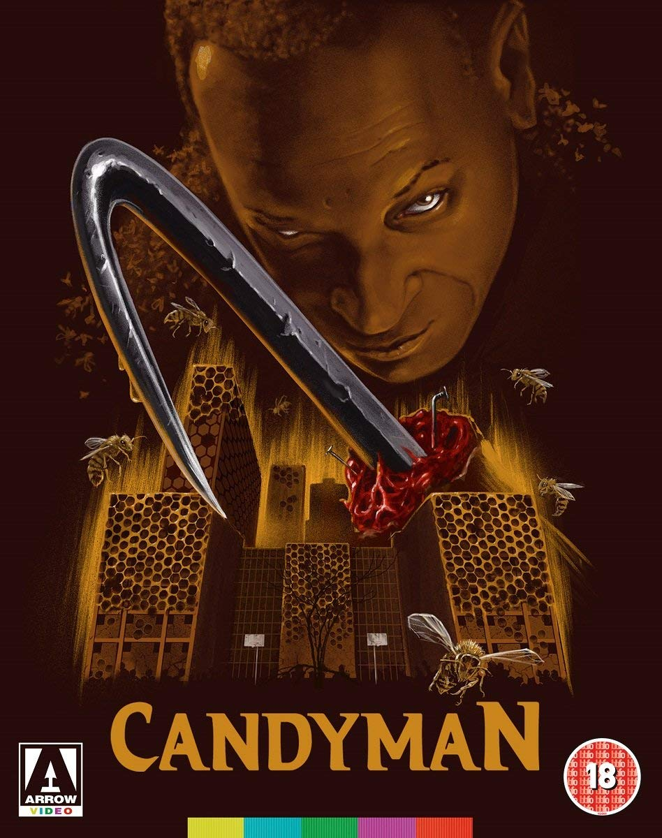 Candyman UK Blu-Ray Cover