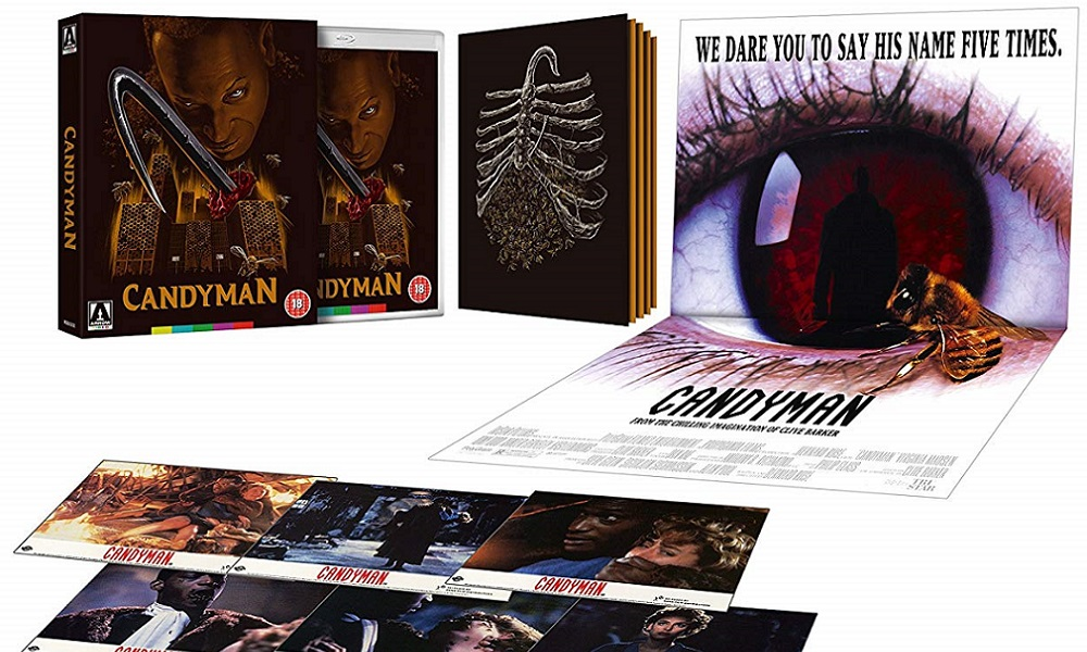 Arrow Video Releasing Stunning 'Candyman' Limited Edition Blu-Ray