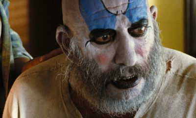Captain Spaulding Returns in Latest 'Three From Hell' Character Poster
