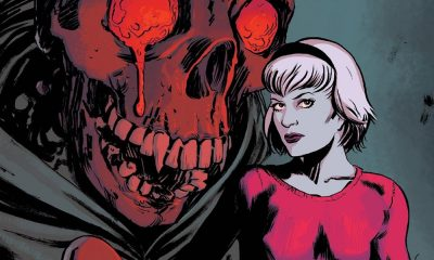 "TV Series ""Chilling Adventures of Sabrina"" Premiere Date Announced"