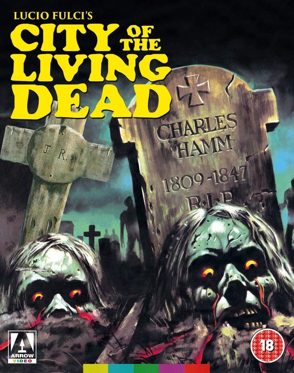 City of the Living Dead UK Blu-Ray 1