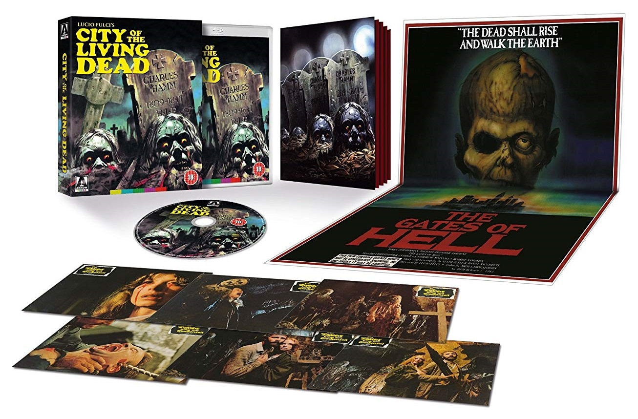 City of the Living Dead UK Blu-Ray 2