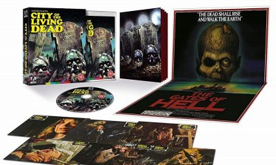 Arrow Video Releasing 4K Restoration of Lucio Fulci's 'City of the Living Dead' on Limited Edition (UK) Blu-Ray