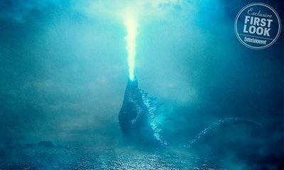 First Images and Plot Details for Godzilla: King of the Monsters