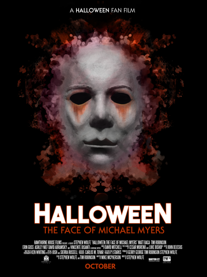 Halloween: The Face of Michael Myers Poster