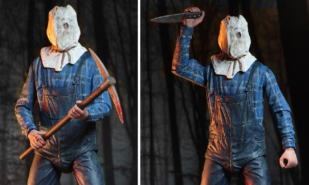 NECA Reveals Scary Looking 'Friday the 13th: Part 2' Jason Deluxe Action Figure