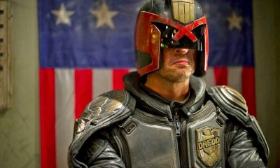 "Pilot Episode of ""Judge Dredd: Mega-City One"" TV Series is Written and Moving Forward"