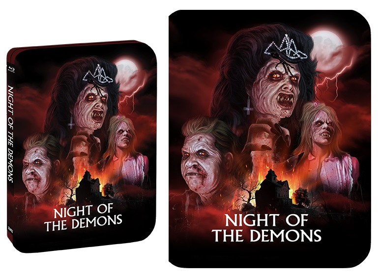 Night of the Demons Limited Edition 2