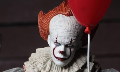 Pennywise Definitive Action Figure Photos Have Been Revealed by NECA