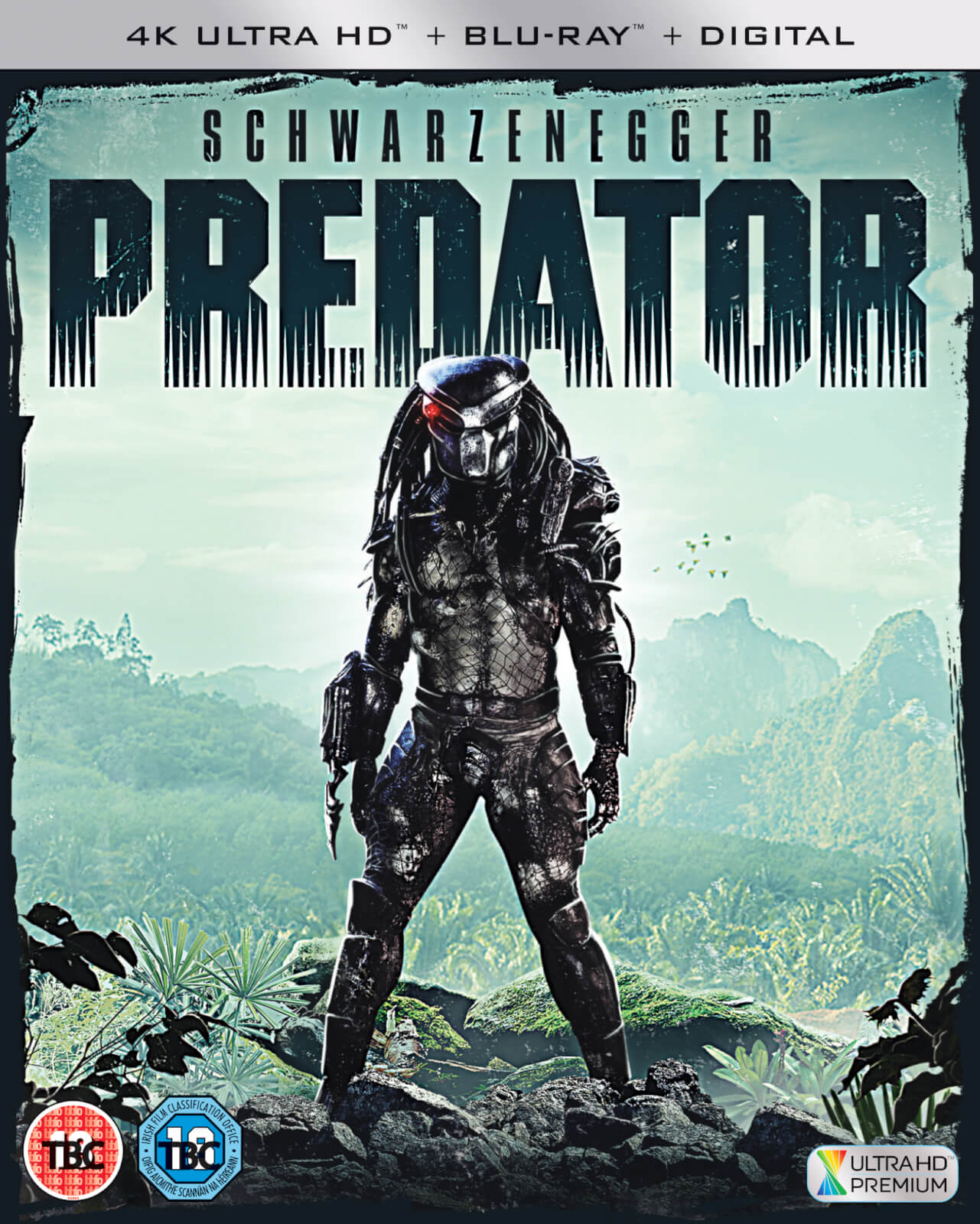 Predator 4K UK Blu-Ray 1