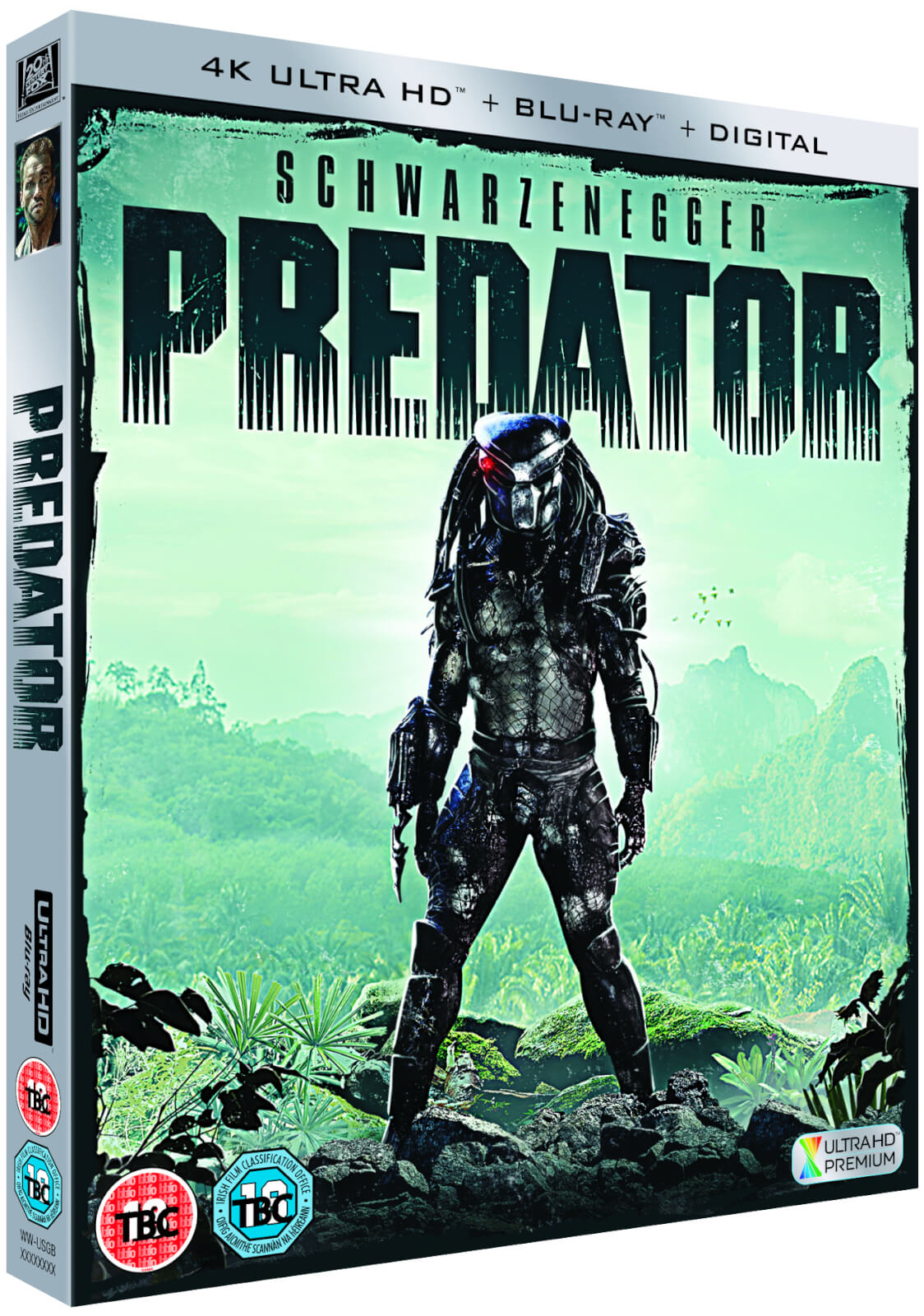 Predator 4K UK Blu-Ray 2