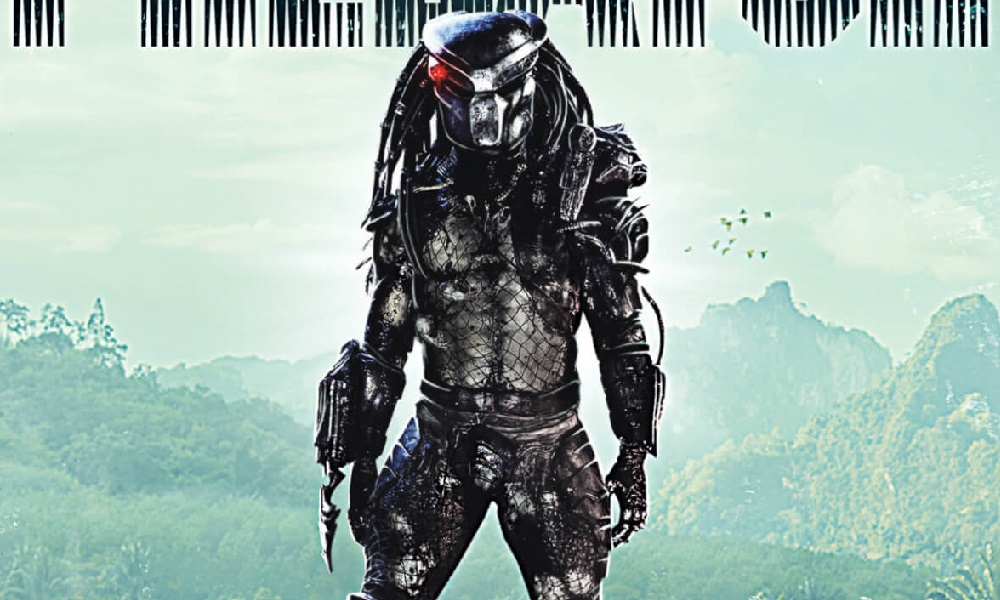 20th Century Fox to Release 'Predator' on 4K Ultra HD (UK) Blu-Ray