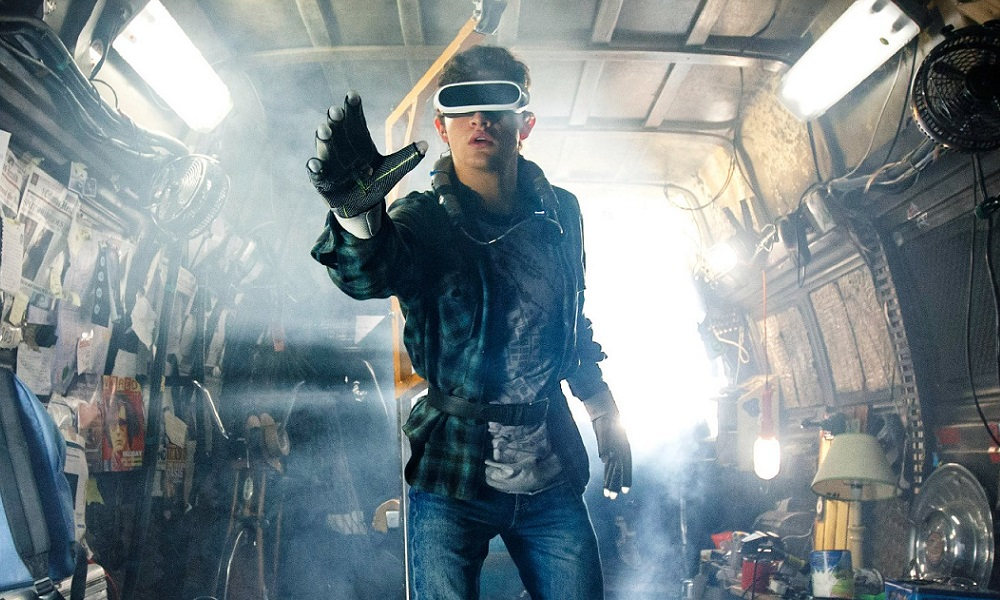 Steven Spielberg's 'Ready Player One' Hits (UK) Blu-Ray, Blu-Ray 3D, and 4K Ultra HD