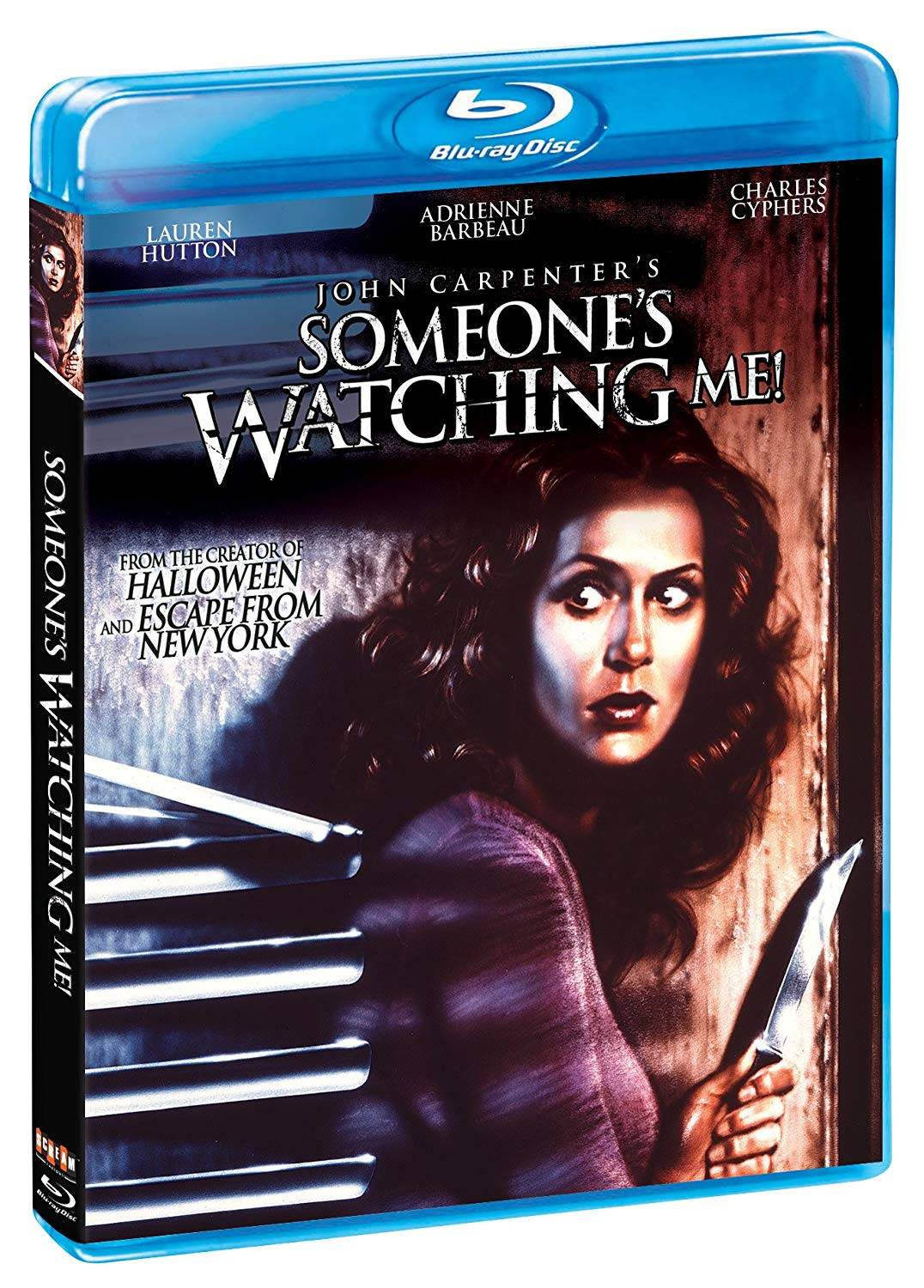 Someones Watching Me! SC Blu-Ray
