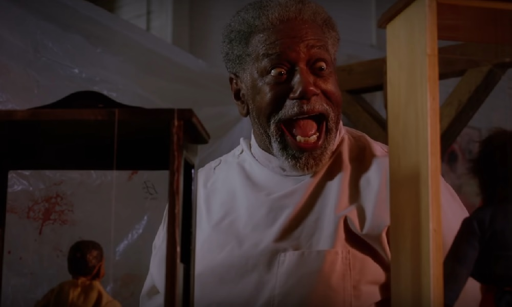 Keith David Tells Scary Stories in 'Tales From the Hood 2' Official Trailer!