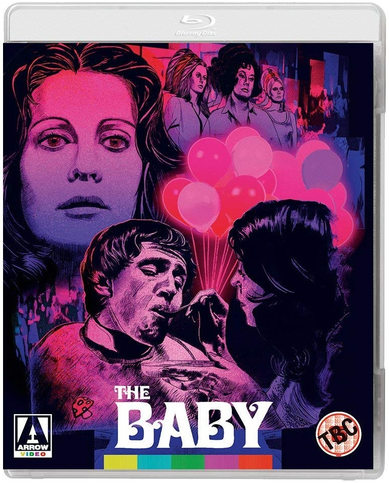 The Baby UK Blu-Ray