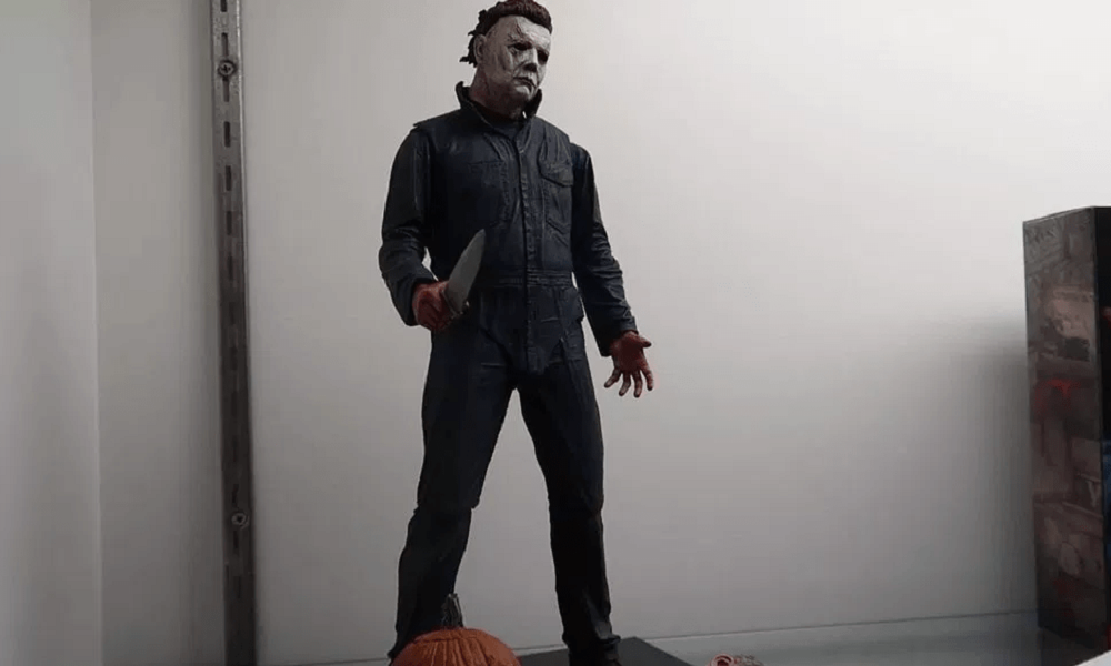 Upcoming NECA Ultimate Michael Myers Halloween 2018 Figure Revealed at SDCC
