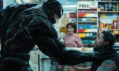 Explosive New Trailer for Marvel's Venom Unleashes Eddie Brock's Inner Beast