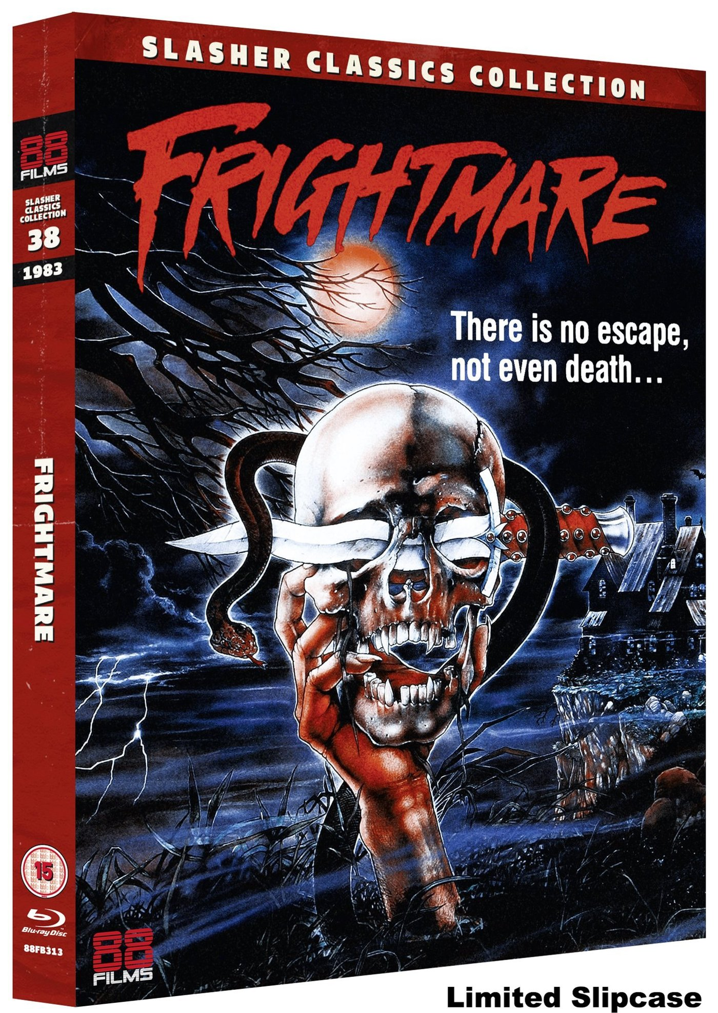 Frightmare UK Blu-Ray 1