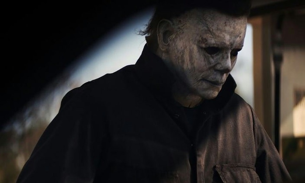 40 Years Later, Nick Castle Recreates the Beloved 'Halloween' 1978 Dr Pepper Set Photo