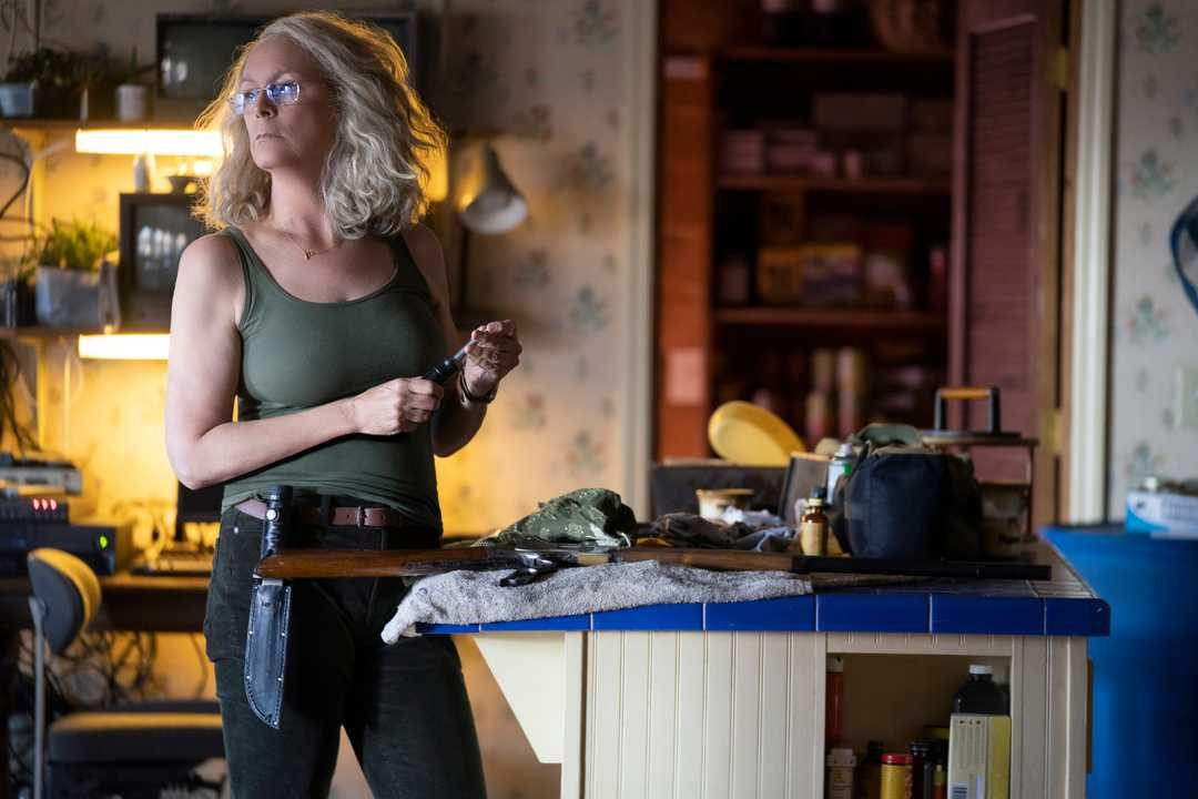 Laurie Strode Weaponry Large