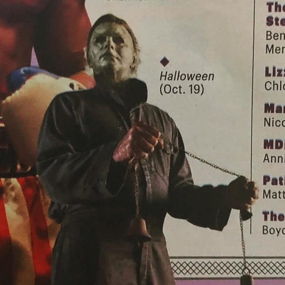 New Halloween Promo Photo