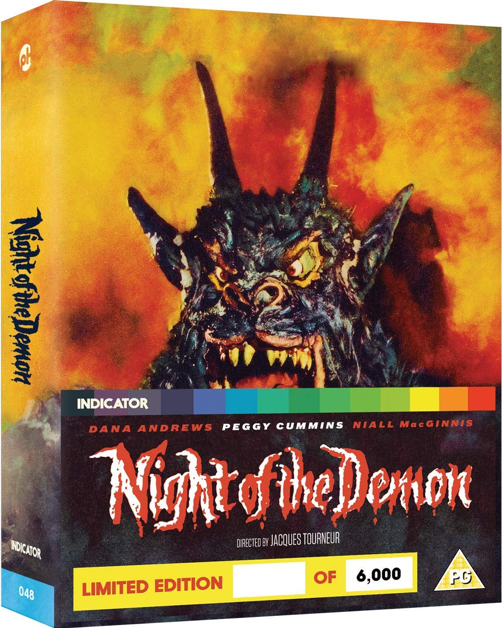 Night of the Demon UK Blu-Ray 3