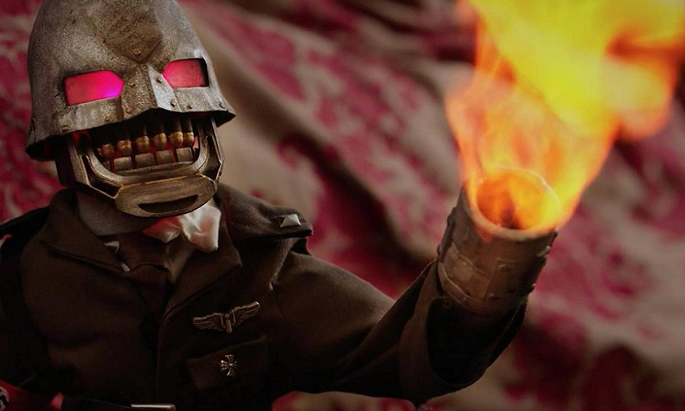 Red Brand Trailer for 'Puppet Master: The Littlest Reich' Brings Gruesome Gore