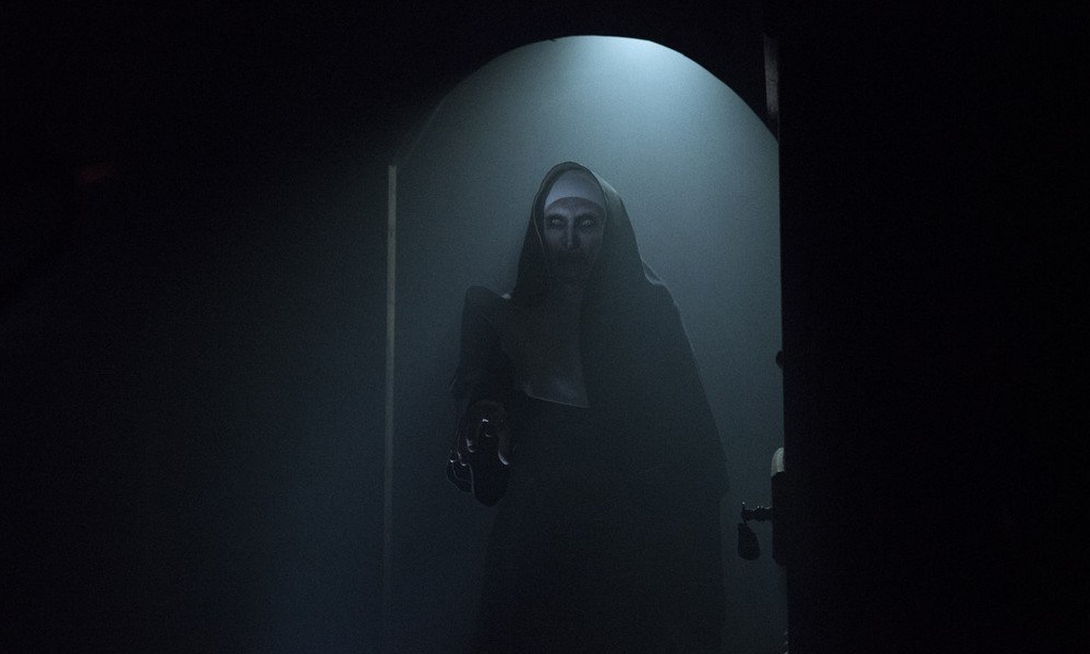 'The Nun' Returns in New Haunting Imagery and Featurette