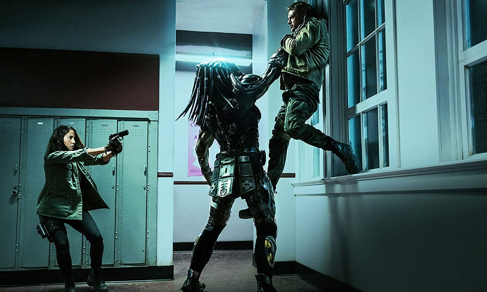 New 'The Predator' Trailer Reveals First Look at the Hell Hounds